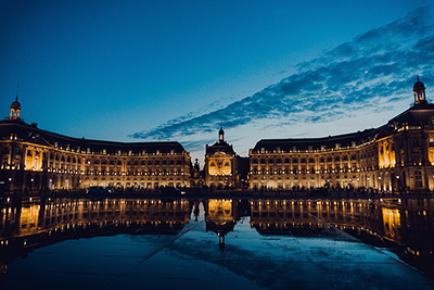 quartier de la bourse Bordeaux