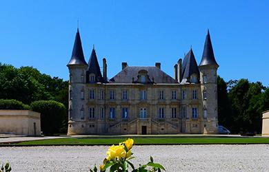 Château vin Bordeaux | Hotel d'Arçins